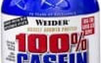 100% Casein, Weider, 1800 g - Red Berry