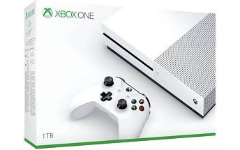 Herní konzole Microsoft Xbox One S 1 TB (234-00012) bílá Hra Microsoft Xbox One Forza Motorsport 6 (zdarma)+ Gamepad Microsoft Xbox One Wireless - bílý v hodnotě 1 299 KčHra Microsoft Xbox One Sunset Overdrive (zdarma) + Doprava zdarma