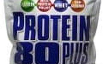 Protein 80 Plus, vícesložkový protein, Weider, 500 g - Kapučíno