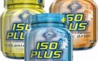 ISO Plus, izotonický nápoj v prášku, 700 g, Olimp - Pomeranč