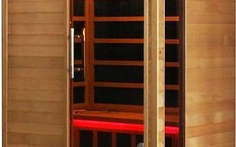 Infra sauna Marimex SMART 1001 L + Doprava zdarma