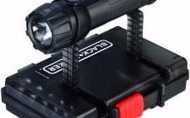 BLACK&DECKER A7224-XJ 30 dílná sada SOS - LED svítilna, T šroubovák, bity, klíče
