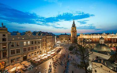Polsko - Osvětim, Březinka, Krakov: 1denní zájezd z Prahy a Brna pro 1 osobu, 27.5.2017