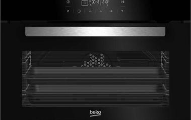 Samostatná vestavná trouba Beko BCM 15400 XG