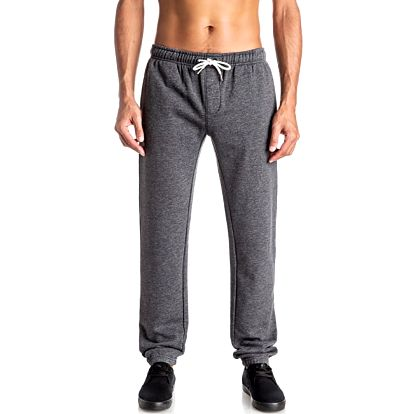 Quiksilver Tepláky Everyday Pant Dark Grey Heather EQYFB03059-KTFH L