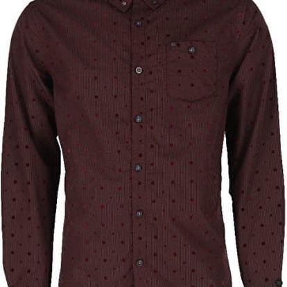Noize Pánská košile Cassis 4349200-00 M