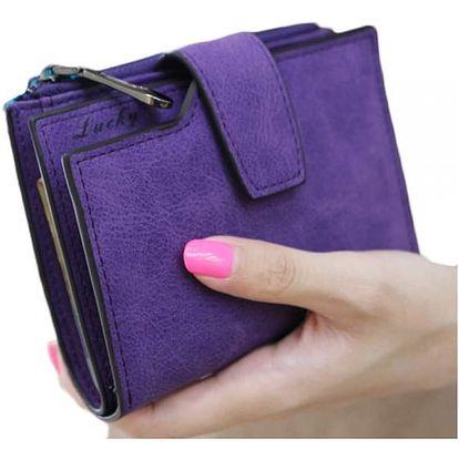 Dámská peněženka v drobném stylu - 5 barev