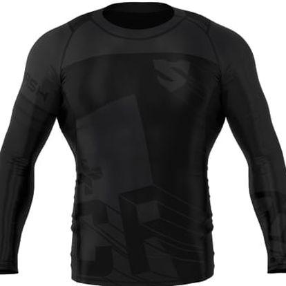 Kompresní tričko Smmash Black Dexter