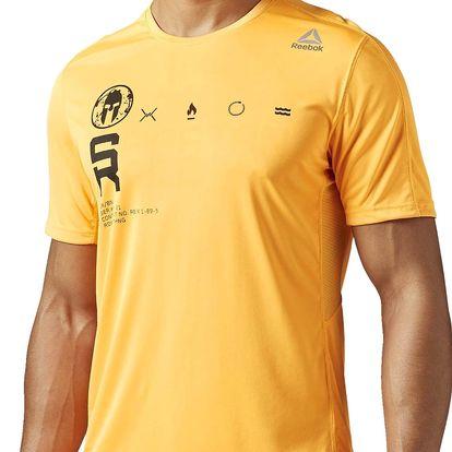 Pánské běžecké tričko Reebok Spartan Race SS Tech L
