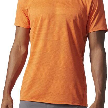Pánské běžecké tričko adidas Supernova SS Tee L
