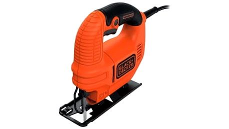 BLACK&DECKER KS501 Přímočará pila 400W, prořez 60mm