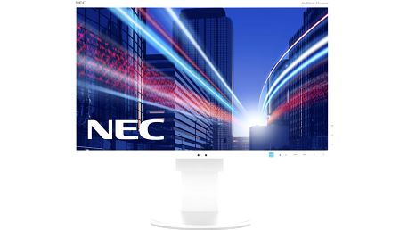"""NEC MultiSync EA234WMi, stříbrný - LED monitor 23"""" - 60003587"""