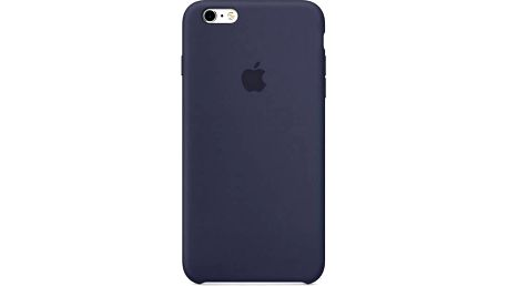 Kryt na mobil Apple Silicone Case pro iPhone 6S - Midnight Blue (MKY22ZM/A)