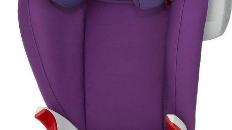 RÖMER Kidfix SL SICT autosedačka 15 - 36 kg (Isofit) Mineral Purple 2017