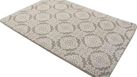 Kusový koberec BOLONIA béžový 140x200