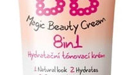 Dermacol Hydratační tónovací krém 8 v 1 BB SPF 15 (Magic Beauty Cream) 30 ml Nude