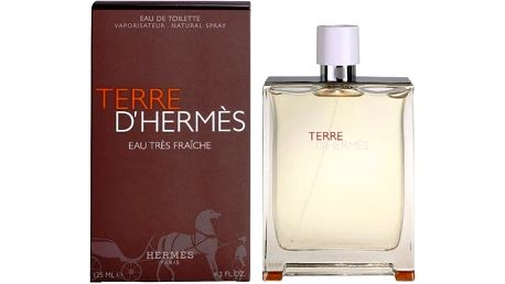 Hermes Terre D´Hermes Eau Trés Fraiche - EDT 125 ml