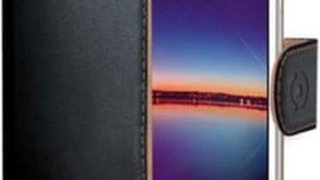 Pouzdro na mobil flipové Celly pro Huawei Y5 II (WALLY584) černé