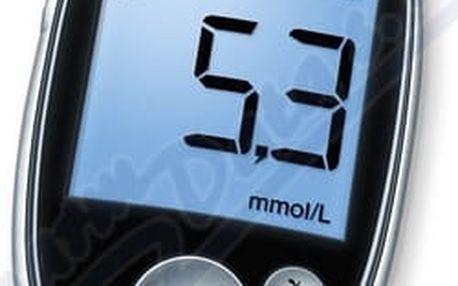 Glukometr Beurer GL 44 black