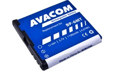 AVACOM Baterie do mobilu Nokia E51, N81, N81 8GB, N82, Li-Ion 3,6V 1100mAh (náhrada BP-