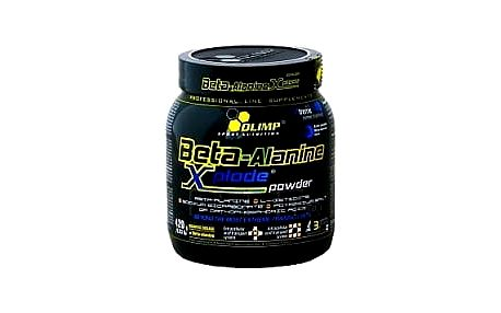 Beta-Alanine Xplode Powder, 420 g, Olimp - Pomeranč