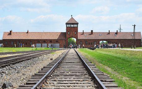 Exkurze do koncentračních táborů Osvětim a Březinka