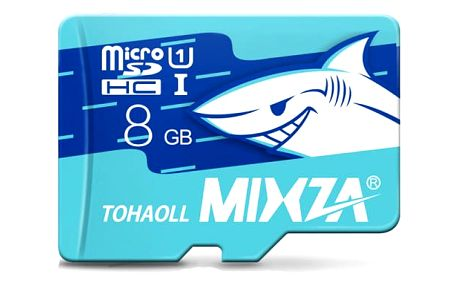 Micro SD paměťová Karta, 8 GB