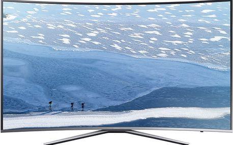 Samsung UE49KU6502 - 123cm + Klávesnice Microsoft v ceně 1000 kč