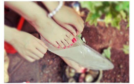 Ponožky s hojivým účinkem pro odumřelou kůži