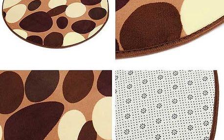 Kulatý mini kobereček - vzor 1 - dodání do 2 dnů