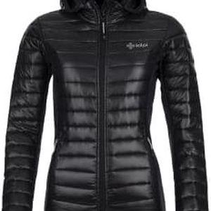 Dámská zateplená bunda KILPI NEKTARIA černá 36