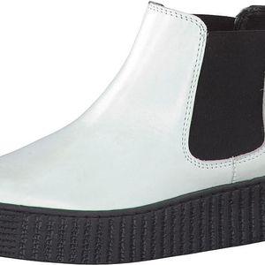 Tamaris Elegantní dámská obuv 1-1-25412-37 149 White leather 41