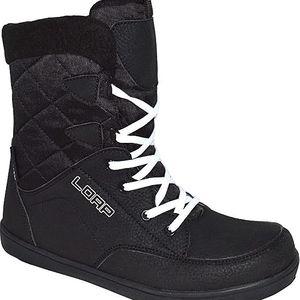 LOAP Dámské zimní boty Portico black/bl.de blanc SBL1626-V11A 39
