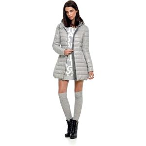 Biston-Splendid Dámská šedá bunda 34101075.016 L