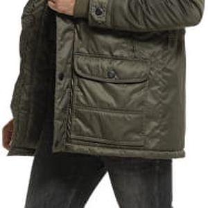 Biston-Splendid Pánská khaki bunda 36201036.055 L