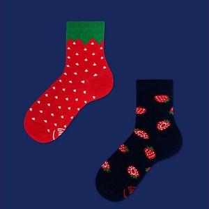 Dětské ponožky Many Mornings Strawberries, vel. 23/26