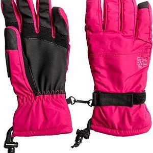 Heavy Tools Dámské zimní rukavice Issa W16-650 Pink S