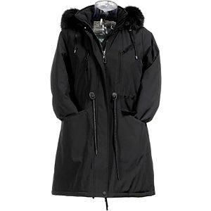 Biston-Splendid Dámská černá bunda 36101046.010 M