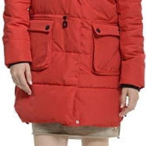 Biston-Splendid Dámská červená bunda 36101070.030 L