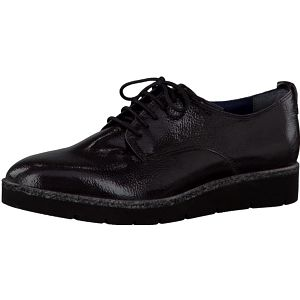 Tamaris Elegantní dámské botasky 1-1-23312-37 214 Anthracite 38