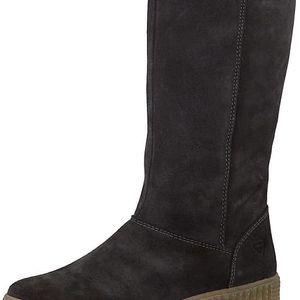 Tamaris Elegantní dámská zimní obuv 1-1-26483-37 214 Anthracite 37