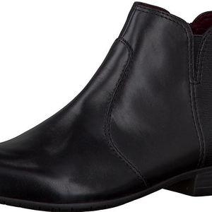 Tamaris Elegantní dámská zimní obuv 1-1-25327-27 Black 39