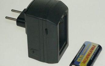 Nabíječka Avacom pro nabíjení Lithiové bat. CRV3 + 1x lithiová baterie CR-V3 1100mAh (ACFR3E)