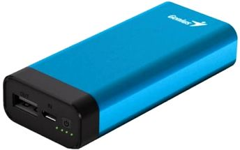Power Bank Genius ECO-u527 5200 mAh (39800014102) modrá