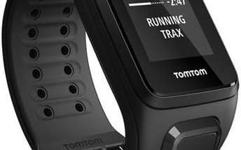 GPS hodinky Tomtom Spark Fitness (L) (1RE0.002.01) černé + Doprava zdarma