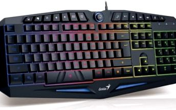 Genius GX Gaming Scorpion K9