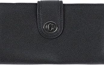 s.Oliver Dámská černá peněženka