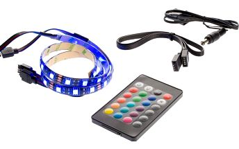i-Tek LED pásky RGB color kit, 2 pásky, 30cm - ITRGBCLKIT