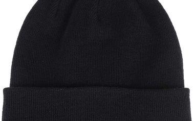 Černá pánská čepice s.Oliver