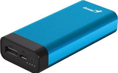 Power Bank Genius ECO-u527 5200mAh (39800014102) modrá